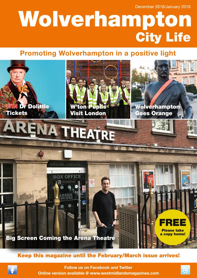 Wolverhampton City Life | West Midlands Magazines
