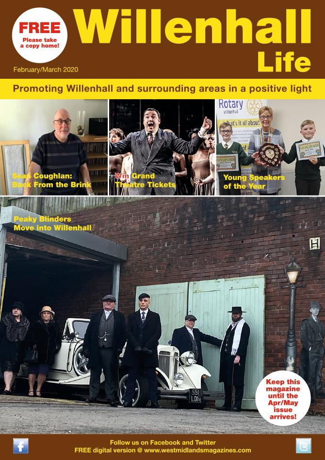 Willenhall Life